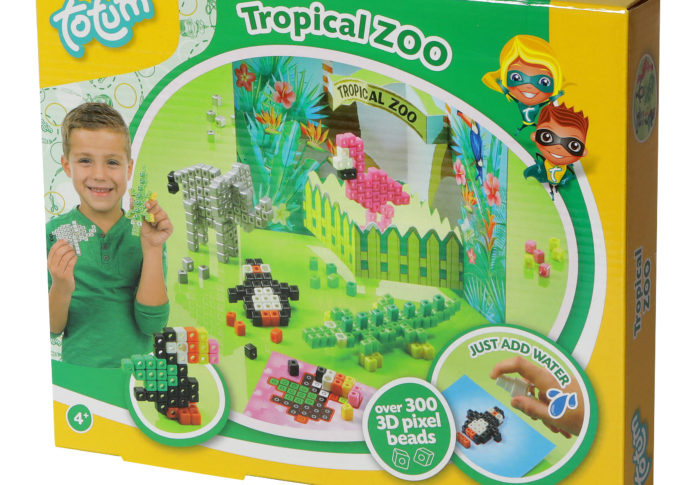 Winactie Tropical zoo